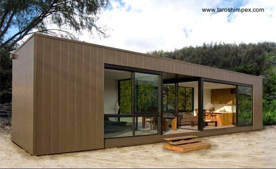 Arquitectura de casas dise os y modelos de casas - Casas prefabricadas con ruedas ...