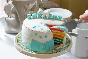 Tort na 1 urodziny