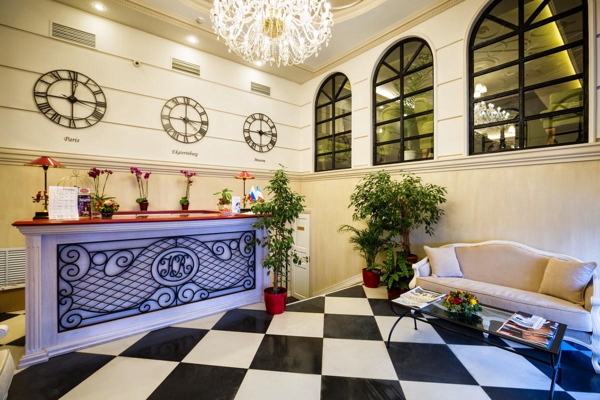 Дизайн отель реноме екатеринбург