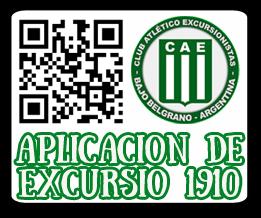 App de Excursio1910 para el celular