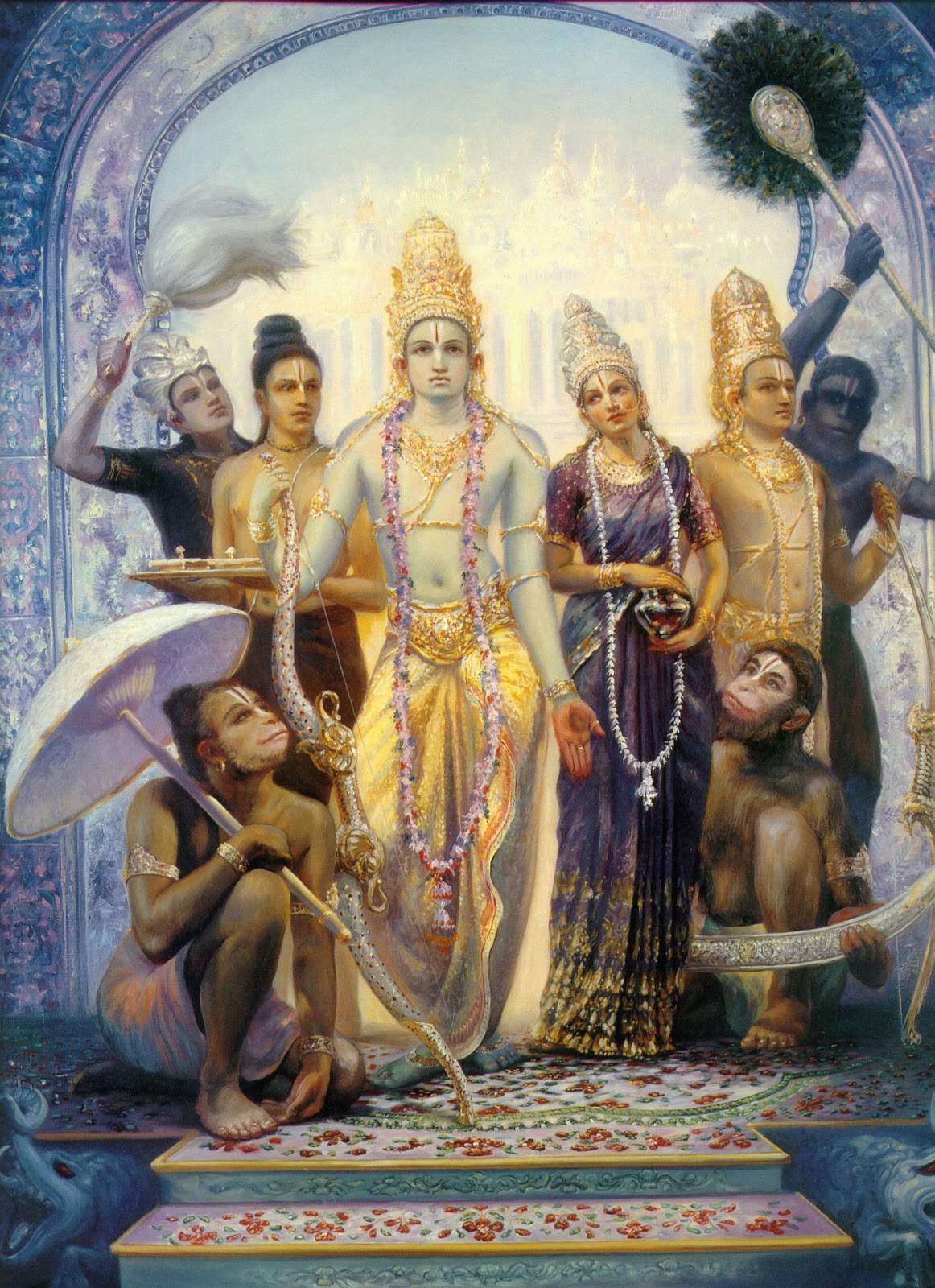 sita in the ramayana Sita also known as siya, maithali, janaki and bhoomija, was the leading character portrayed in the hindu epic ramayanashe is addressed as devi sita, foster daughter of king janak and queen sunaina.