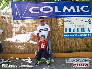 Open Feeder Colmic Aranjuez