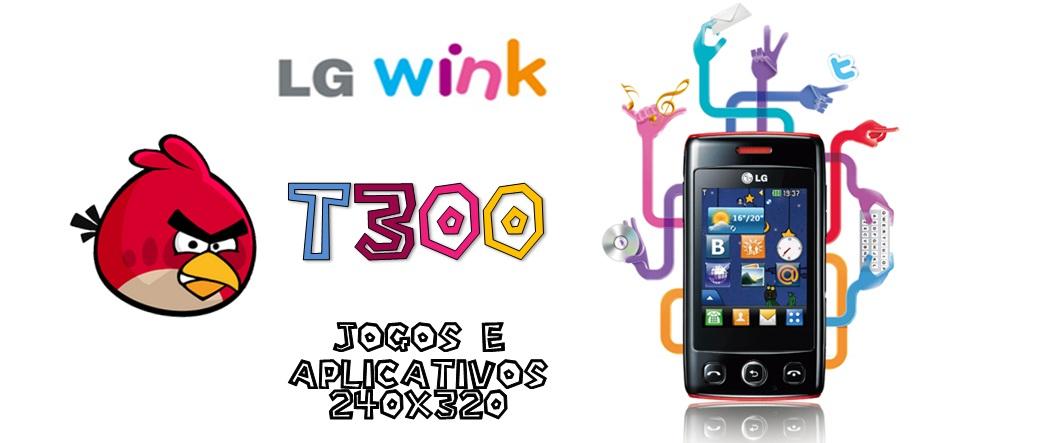Celular Desbloqueado TIM LG Wink T300 Preto Vermelho c  - imagens para celular lg t300