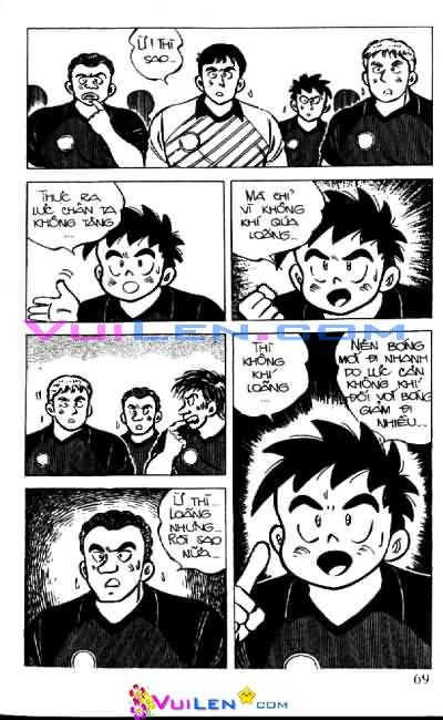 Jindodinho - Đường Dẫn Đến Khung Thành III Tập 27 page 69 Congtruyen24h