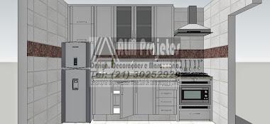 Projetos cozinha 01