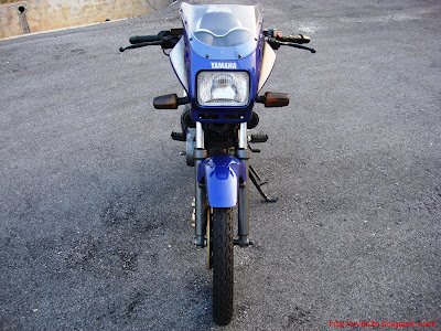 Yamaha Rxz Motorcycle Pictures
