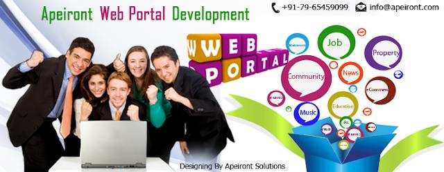 Portal Development - apeiront.com