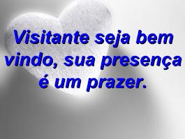 Boas vindas!