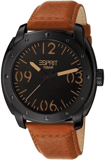 Esprit Baker Brown Men's watch: Price INR 7995