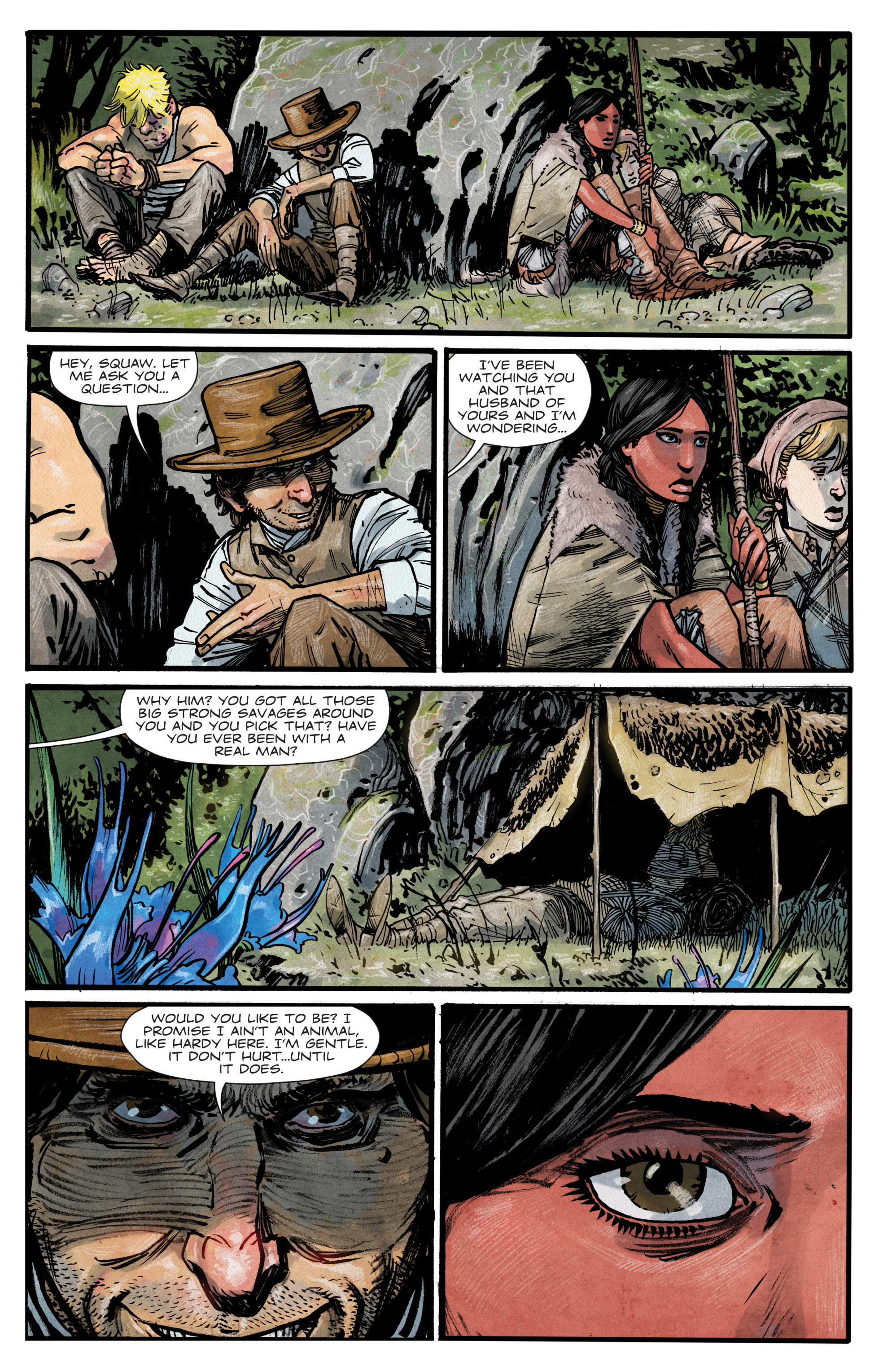 Manifest Destiny #_TPB_2 #42 - English 80
