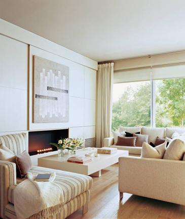 Decandyou ideas de decoraci n y mobiliario para el hogar for Salones con chimeneas electricas