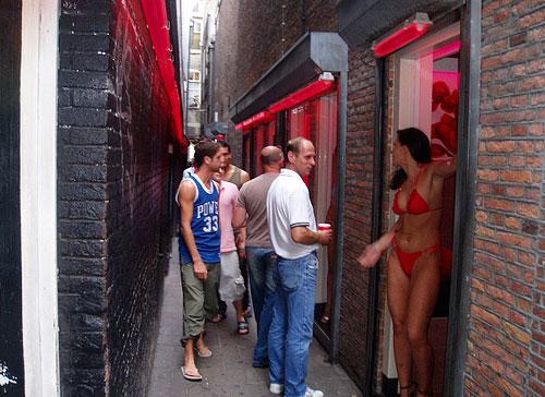 Места в москве где стоят проститутки