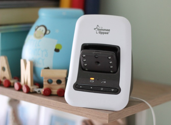 Tommee Tippee video baby monitor