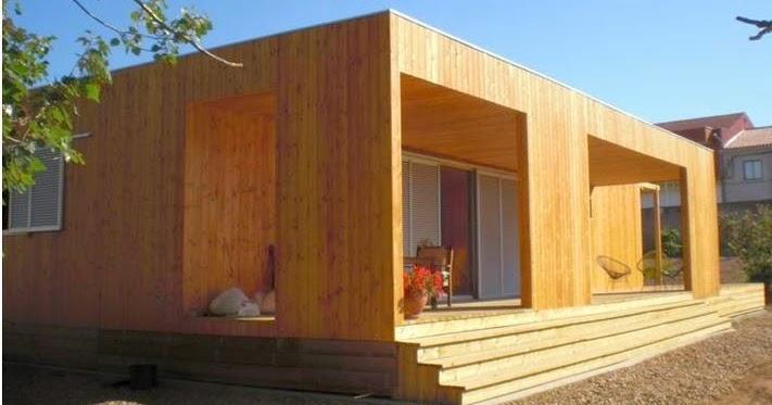 Planos de casas planos de casas chilenas - Casas prefabricadas mediterraneas ...