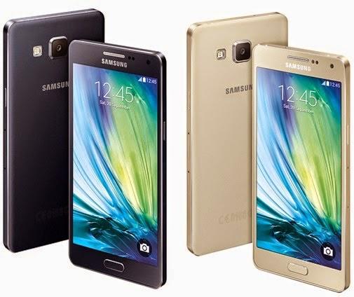 Samsung Galaxy A3 Rasa Mewah Di Kelas Menengah