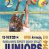 Πανελλήνιο Πρωτάθλημα Κ-19 beach-volley στο Δημοτικό Στάδιο Κερατέας.