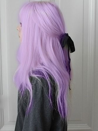 Dye Your Hair Pastel