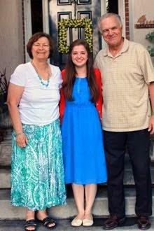 Grandma Hardy, Emily & Grandpa
