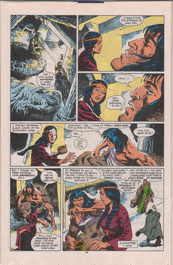 Conan the Barbarian (1970) Issue #258 #270 - English 15