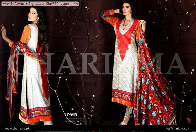 Latest Winter Collection of Charizma Vol-2