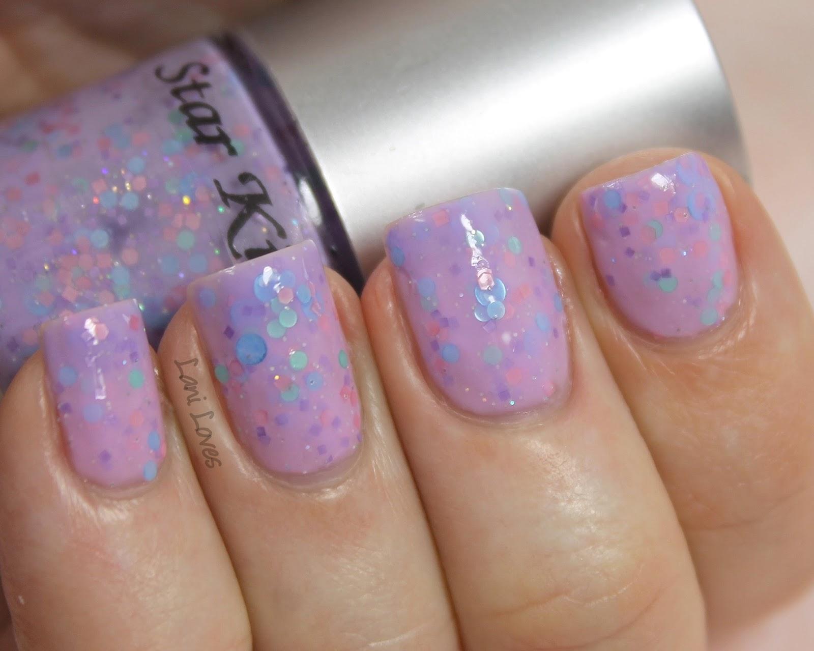 Star Kin Purks of the Job nail polish swatch