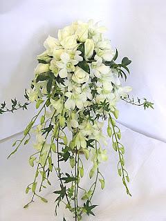 White Wedding Flowers image