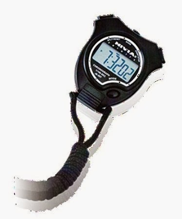 Amazon: Buy Nivia JS 307 Stop Watch at Rs.297