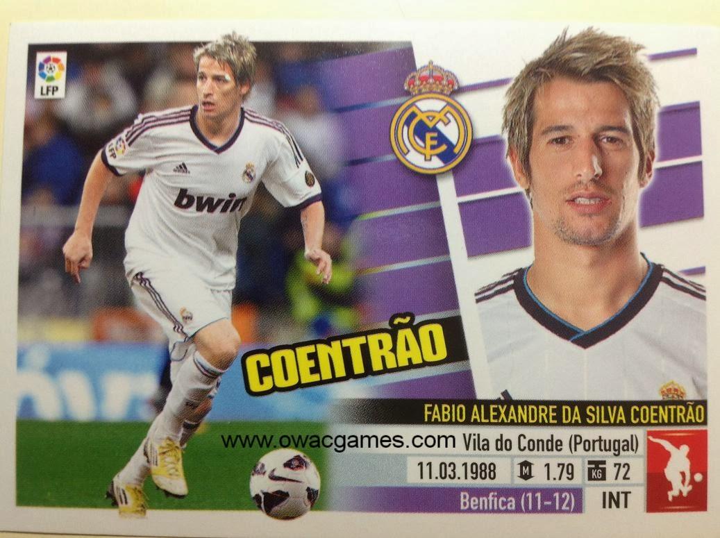 Liga ESTE 2013-14 Real Madid - 8A - Coentrao