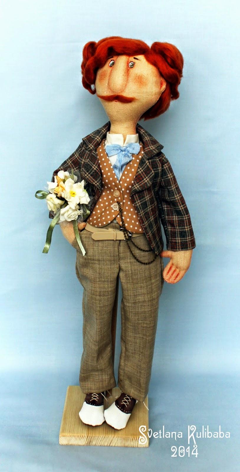 куклы мужчины фото