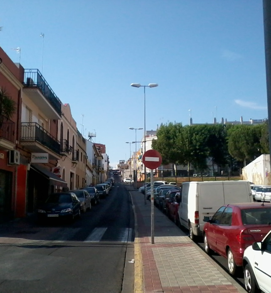 calle Juez Pérez Díaz