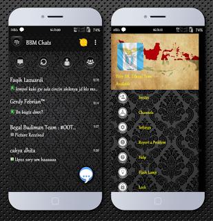 New BBM Mod Batik V 2.10.0.31 Apk