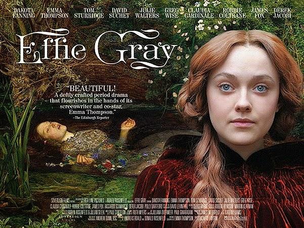 Effie Gray  movies