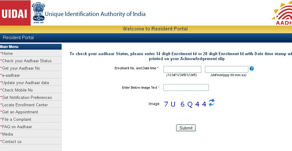 Check online license status eligible