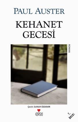 KEHANET GECESİ, Paul Auster