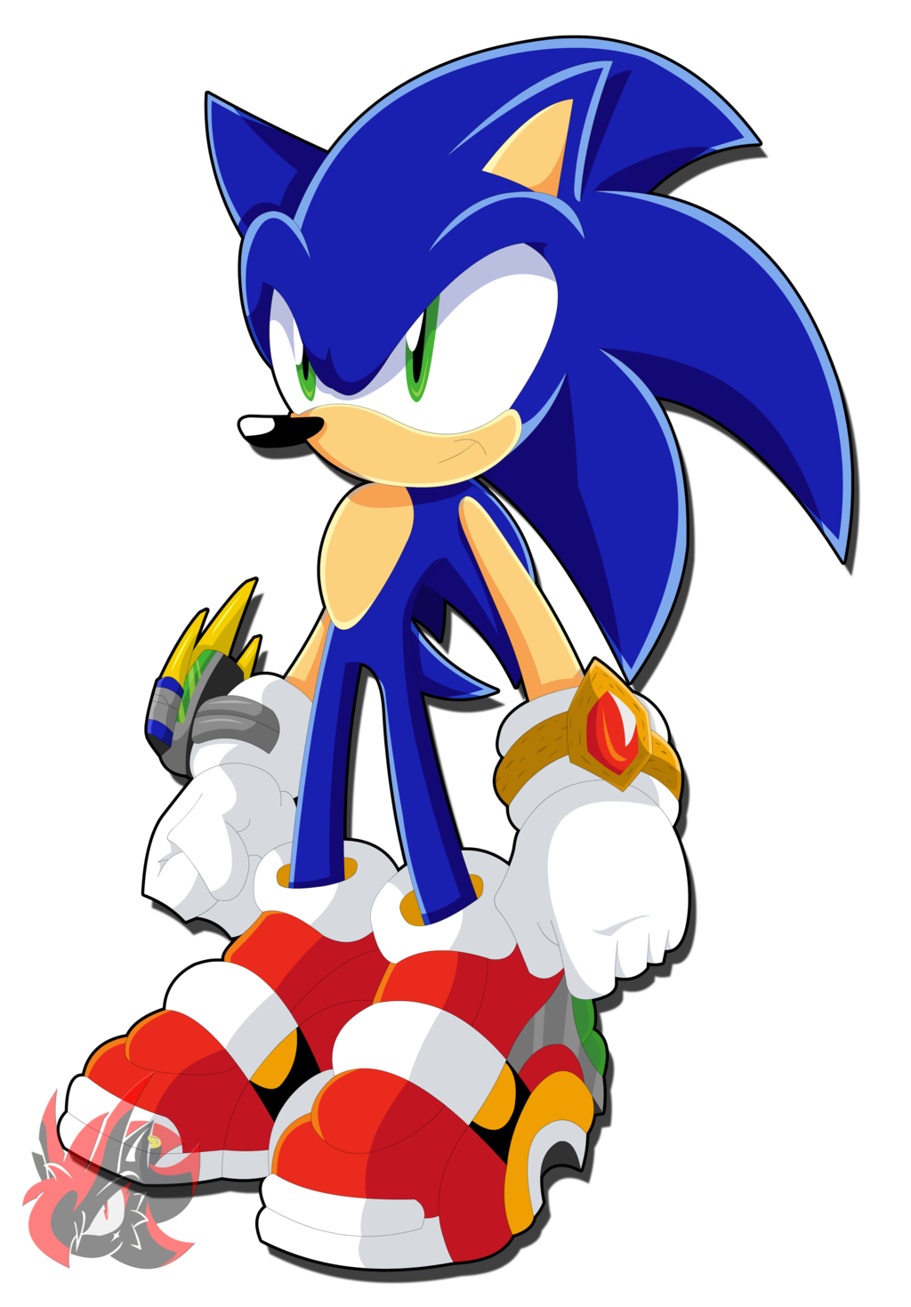 Imagenes De Sonic Hedgehog