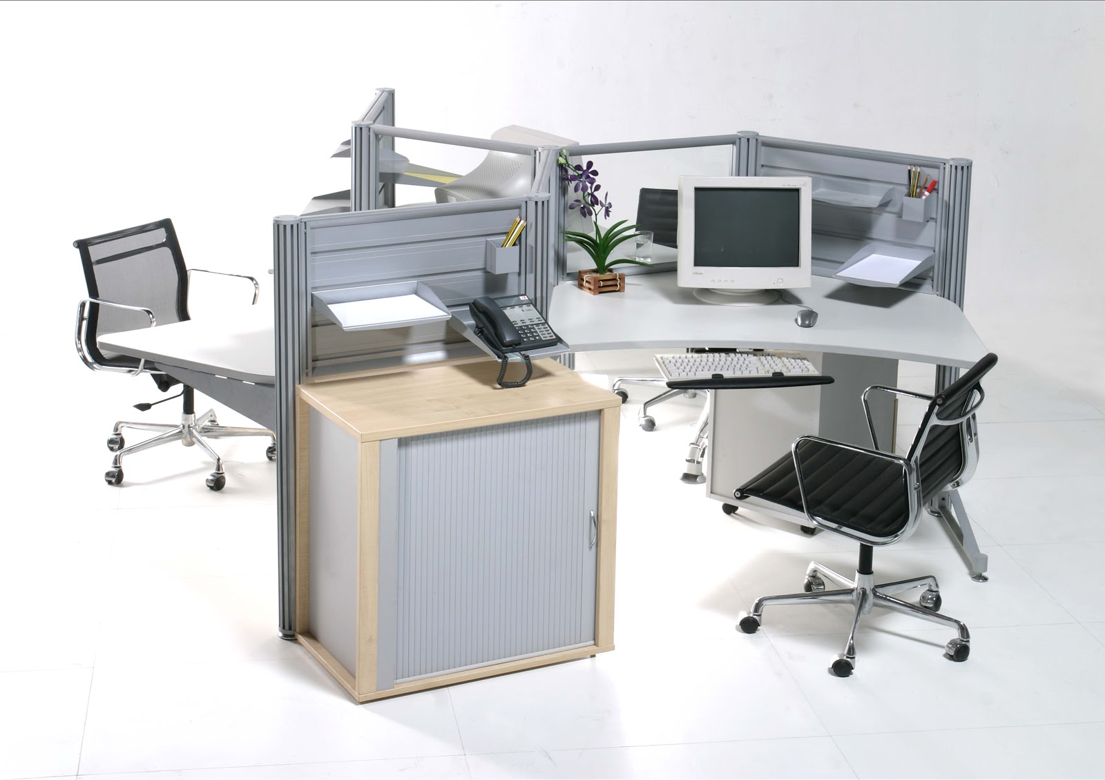Iquest Designs Office Furniture Malaysia