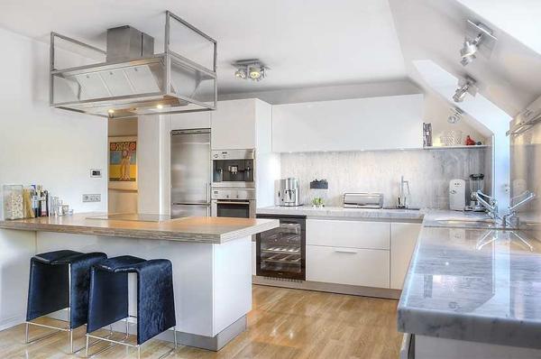 inspiration joli appartement sous les toits mademoiselle i do. Black Bedroom Furniture Sets. Home Design Ideas