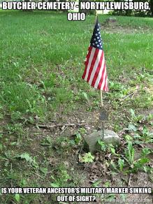 A Forgotten Gravesite