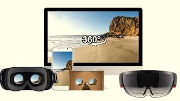 Jasa Pembuatan VR 360 Film Animasi