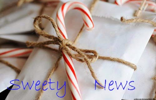 Sweety News Abril