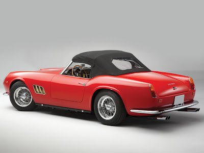 Ferrari 250 Gt Swb California Spyder 1962 Siap Dilelang [ www.BlogApaAja.com ]