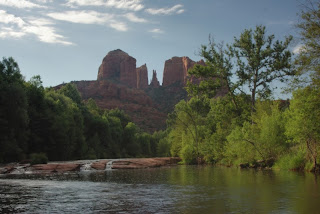 Cathedral Rock, Sedona Arizona - Jerry's Voice the Blog