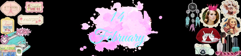14 February.