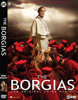The Borgias Season 3 [2013] [NTSC/DVDR] Ingles, Español Latino