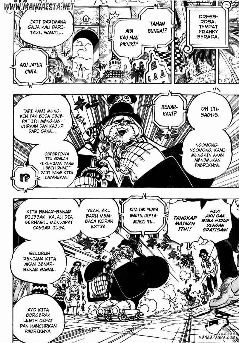 Komik one piece 713 - usoland 714 Indonesia one piece 713 - usoland Terbaru 11|Baca Manga Komik Indonesia|Mangacan