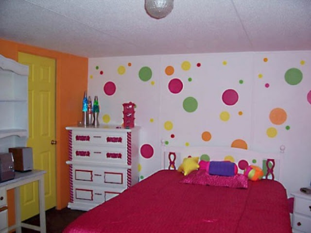 Decoration For Girls Bedroom