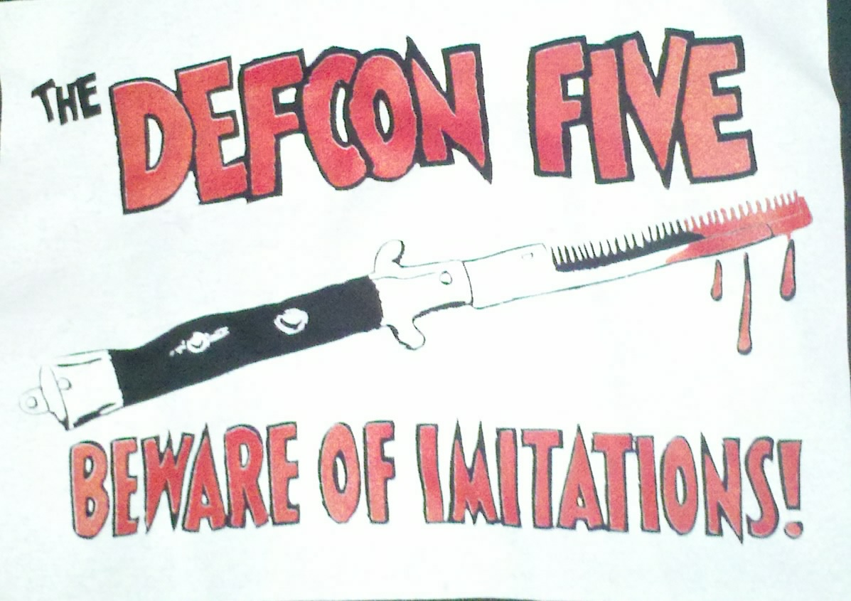 The Defcon Five POWER!
