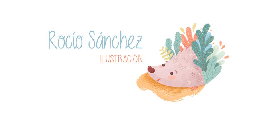 Rocio Sanchez Ilustracion