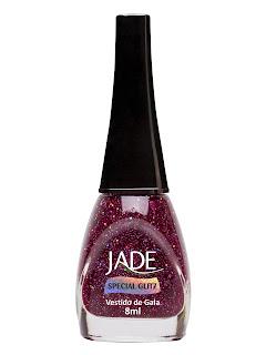 Coleção Esmaltes Jade Luxurious Colors