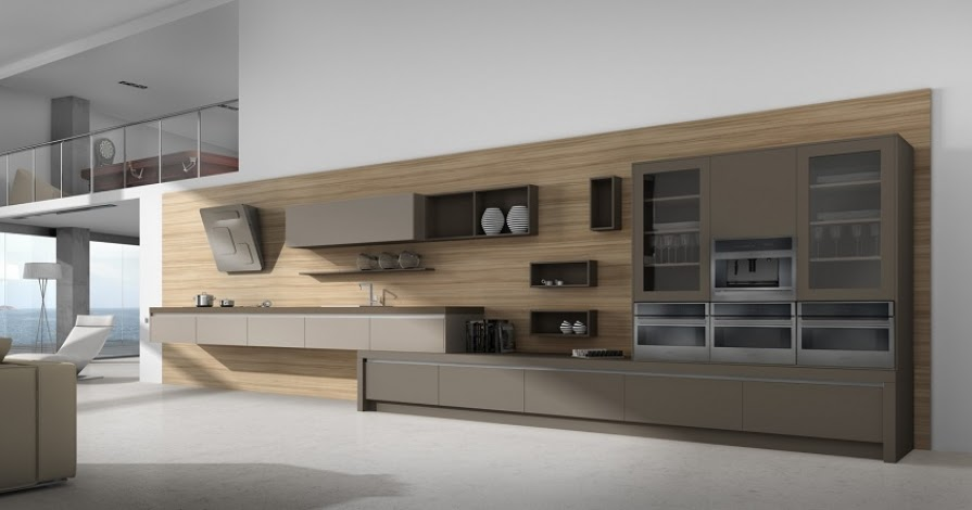 Grande cuisine design en I